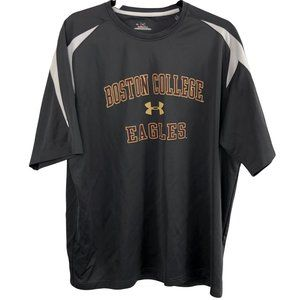 Under Armour Heat Gear BOSTON COLLEGE T-Shirt XL